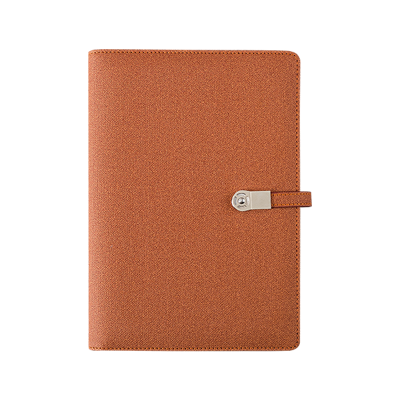 A5 8000mAh Power Bank Notebook Diary For Promotion