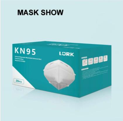 LK Five Layers KN 95 masks